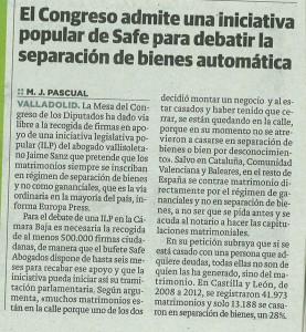 3 norte de castilla 11.3.2014